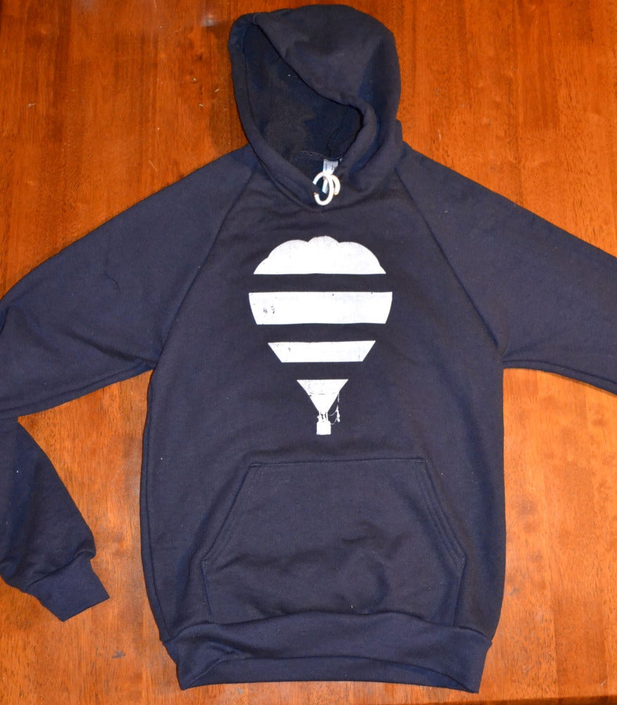 Image of Air Balloon Pull Over Hoodie
