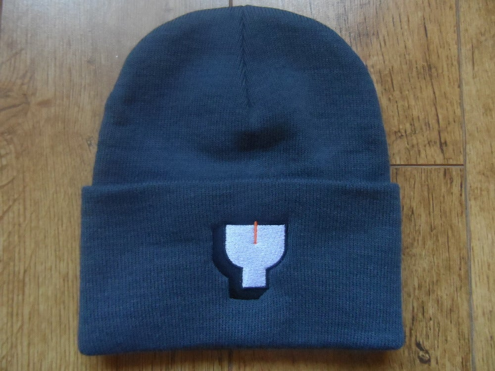 Image of Grey Yago Beanie