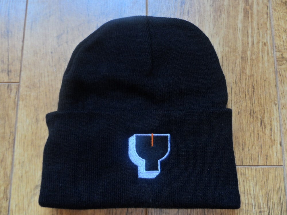 Image of Black Yago Beanie