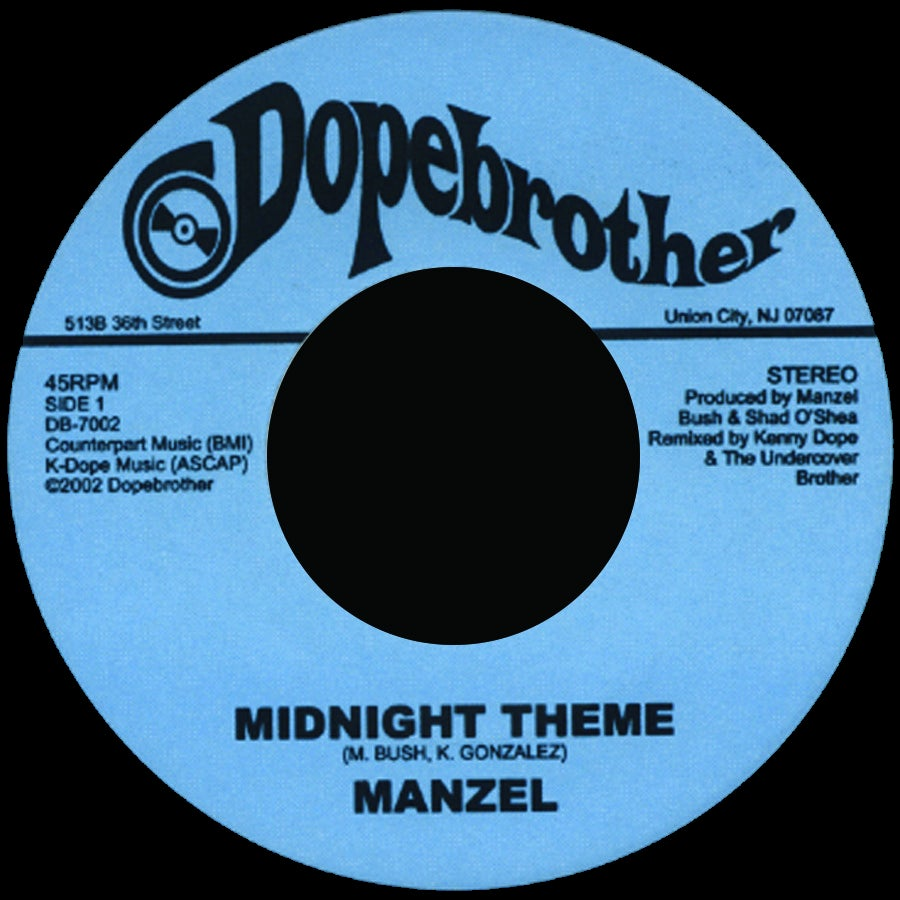 Image of DB7002- MANZEL