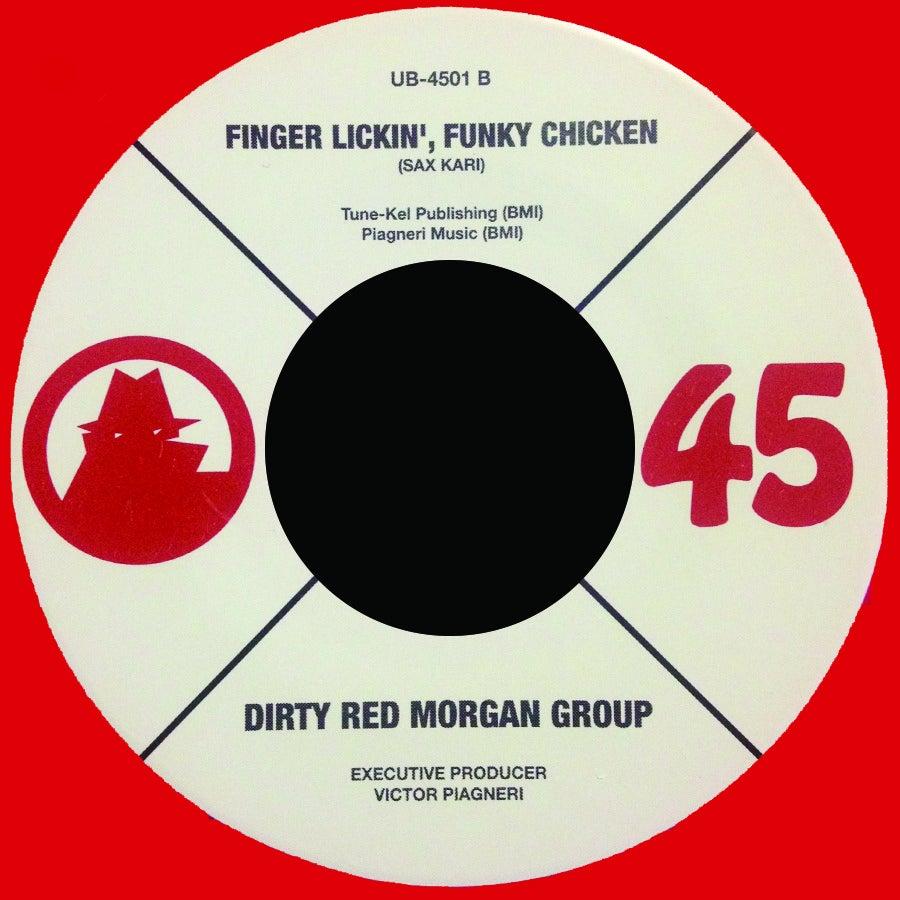 Image of UB4501-DIRTY RED MORGAN GROUP