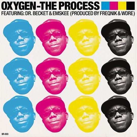 Image of BR-003 OXYGEN/DR.BECKET & EMSKEE