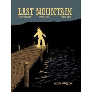 """Image of Dakota McFadzean """"Last Mountain #0"""""""