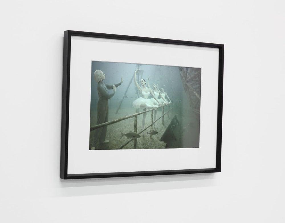 Image of Limited print with black frame / VANDENBERG PROJECT