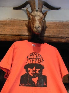 """Image of Electric Wizard T-shirt """"chopper"""" DFFL RED!"""