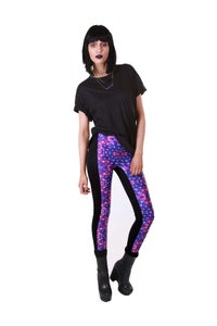 Image of NICO Legging in COSMIC Print