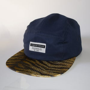 Image of Navy Tiger Five Panel