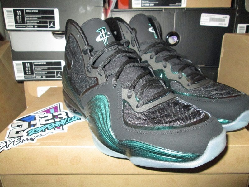 "Image of Air Penny V (5) ""Invisibility Cloak/Glow in the Dark"""