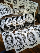 Image of Stupid Artist Sticker Pack