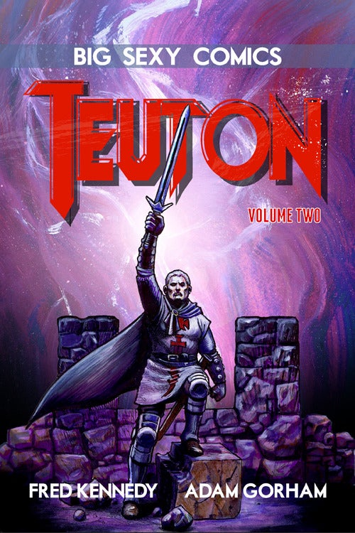 Image of Teuton: Volume Two