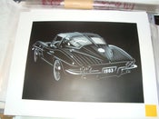 Image of '63 Corvette split window coupe