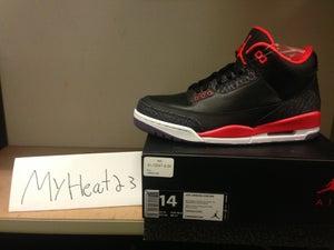 Image of Jordan Crimson 3 III