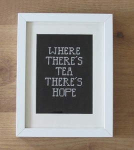 Image of Where There's Tea There's Hope