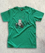 Image of Slow Down, Enjoy Life.  Green Uni Tee