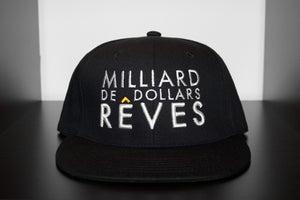 Image of MILLIARD DE DOLLAR RÊVES SNAPBACK