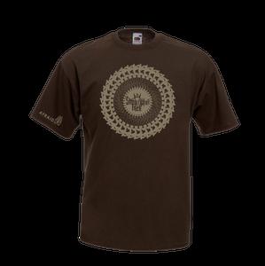 Image of Afraid T-Shirt Valueweight