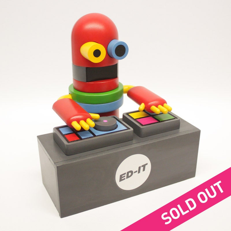 Image of B5100 from the ED-IT DJ's - (Limited edition of 5)