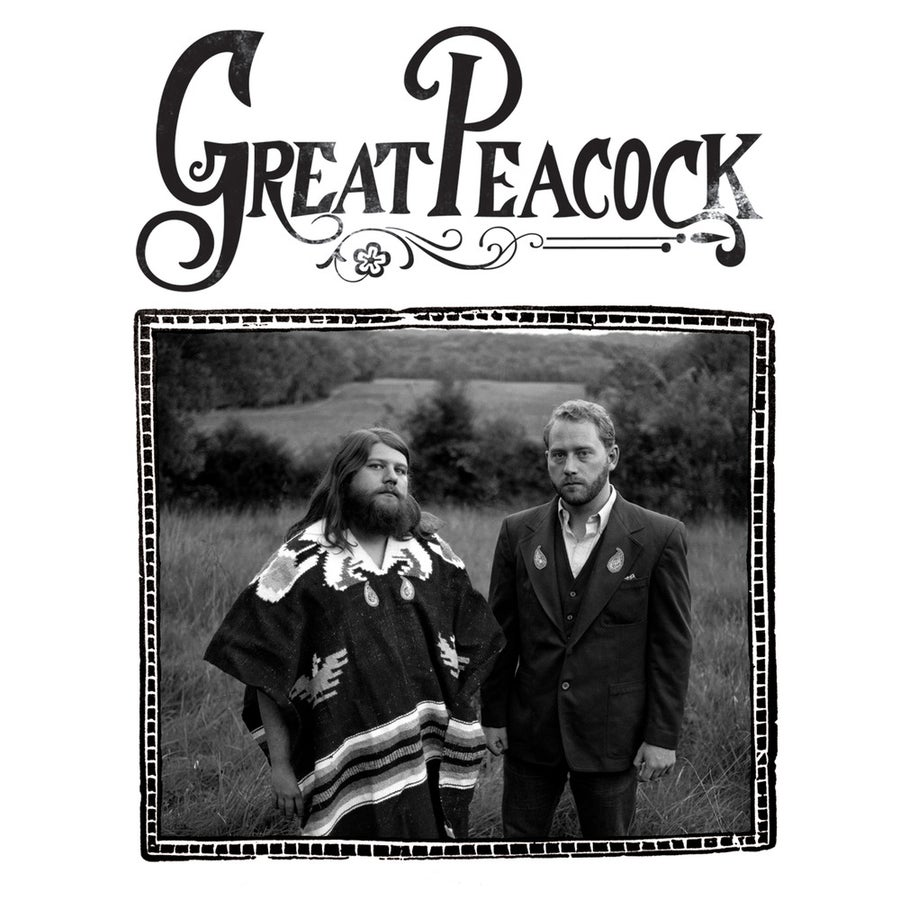 Image of Great Peacock - Great Peacock EP {Compact Disc}