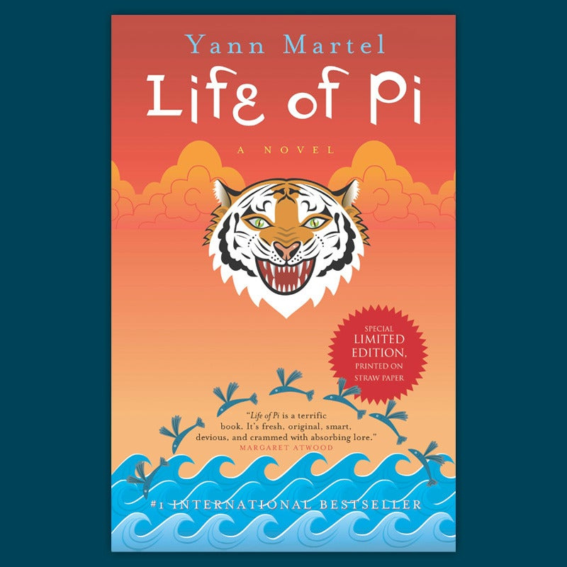 Image of Life of Pi by Yann Martel – Special Signed Edition