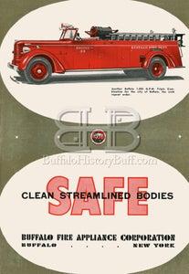 Image of Buffalo Fire Appliance Corporation - Firetruck
