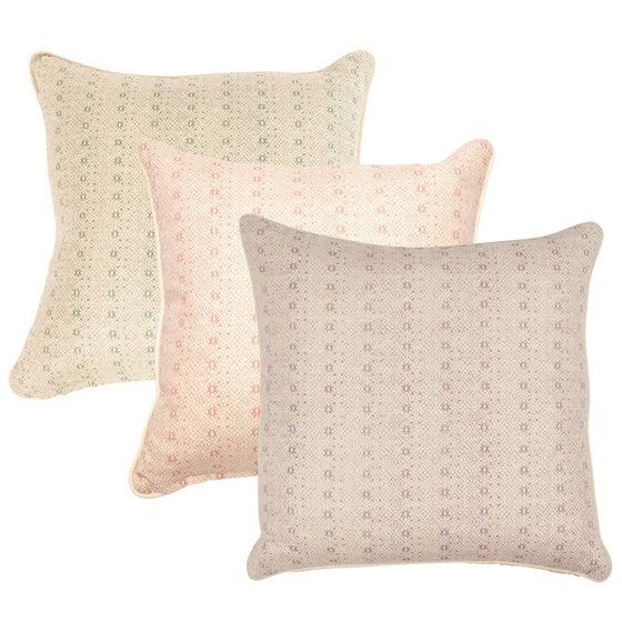 "Image of Zazu Double Sided 24"" Pillows"
