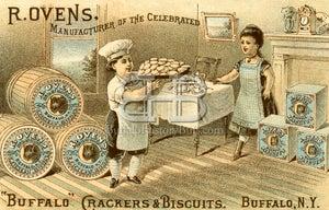 Image of R. Ovens - Baker