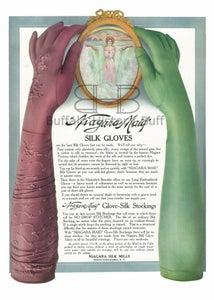 Image of Niagara Silk Mills - Niagara Maid Silk Gloves