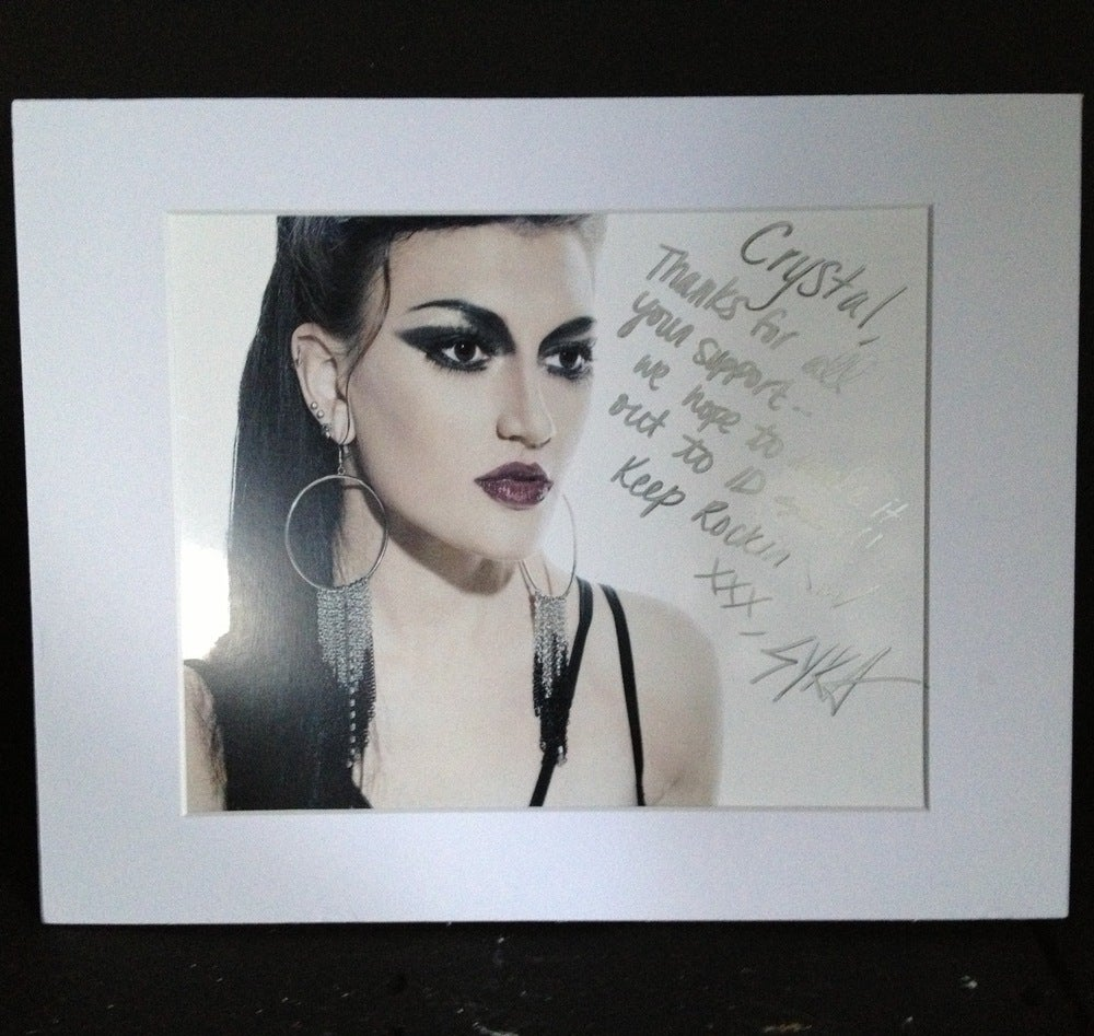 Image of Customized Signed Syka Art