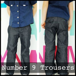 Image of Number 9 Trousers