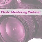Image of Photo Mentoring Webinar