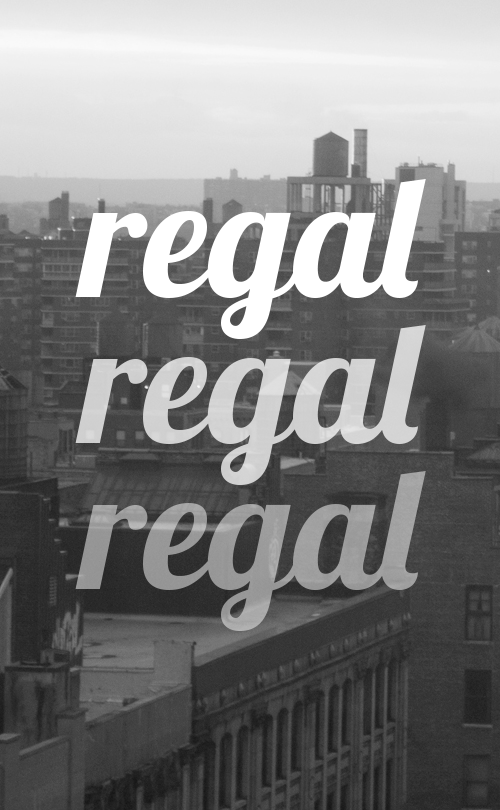 Image of Regal City Crewneck