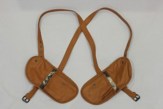 Image of Tan Leather Holster