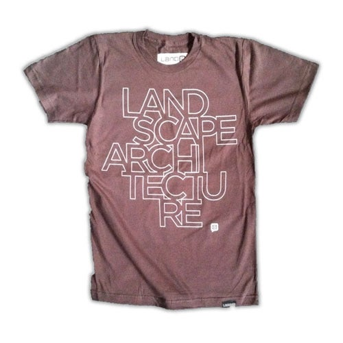 Image of Landscape Architecture Tee