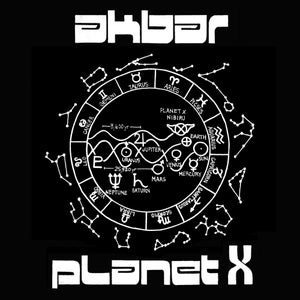 "Image of AKBAR ""PLANET X"""