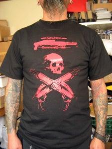 Image of Nunwhore Commando 666 T-shirt