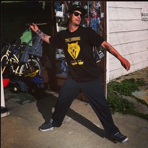 Image of Primitive Blast Shirt and Crew Neck Sweatshirt