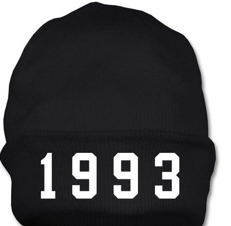 Image of Creation Beanie '1993'