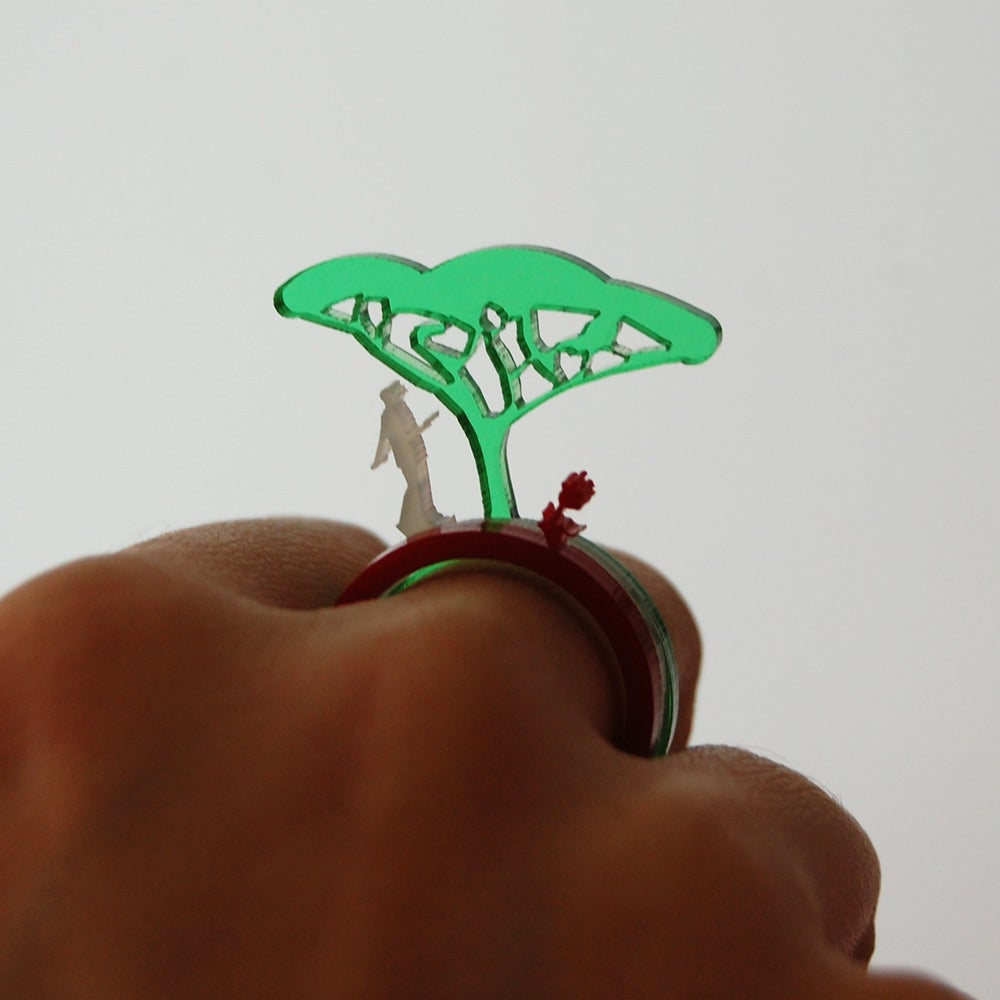Image of Scenery rings