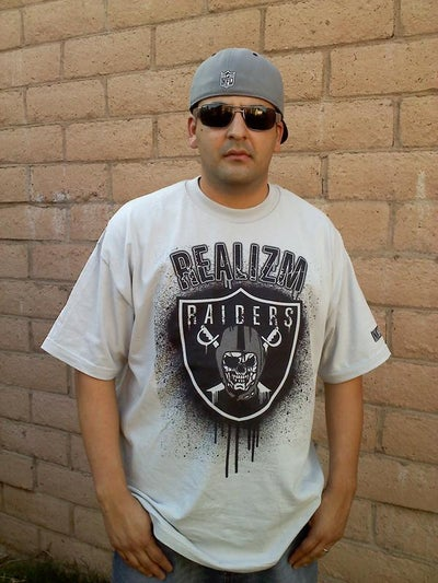 Image of Realizm Raiders Tee (Men & Women's)