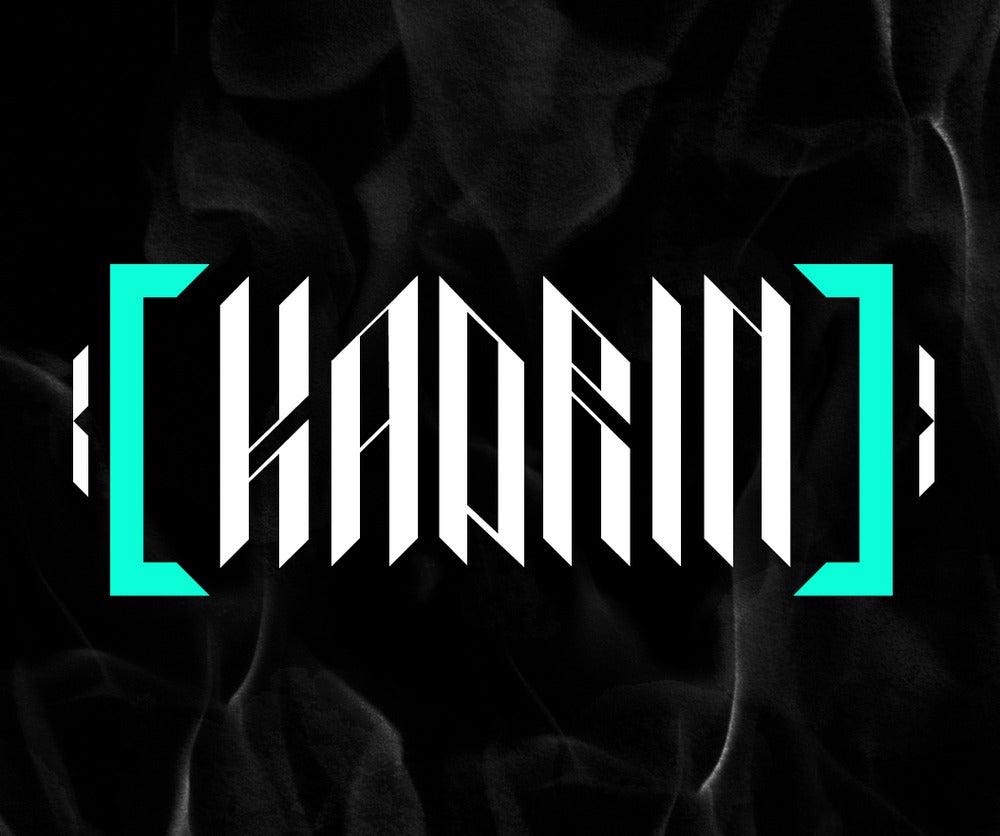 Image of Kadrin Typeface