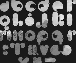 Image of Bebo Sans Experimental Display PNG Font