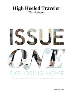 Image of Issue One: Exploring Home