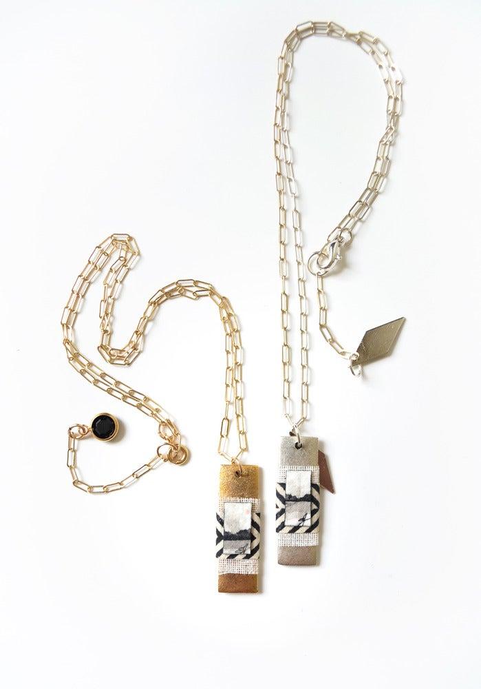 "Image of ""Lola"" Original Artwork Necklace"