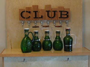 Image of Green Growlers!