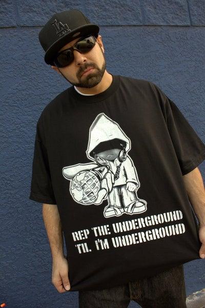 Image of Realizm Underground Character Tee (Men & Women's)