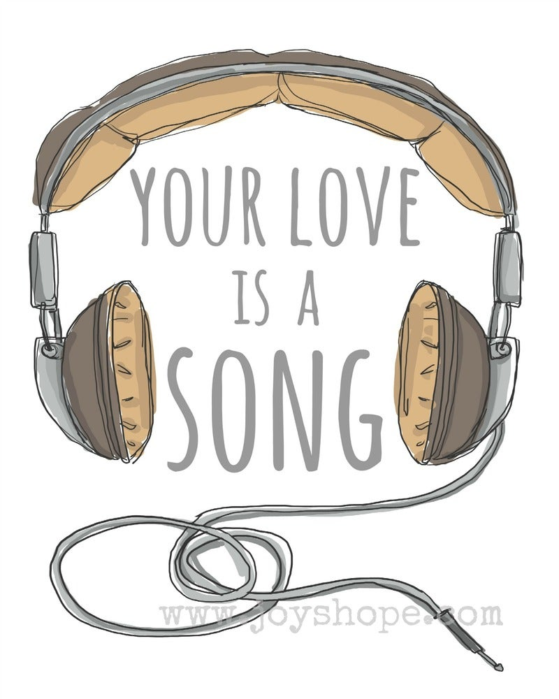 Image of Love song.