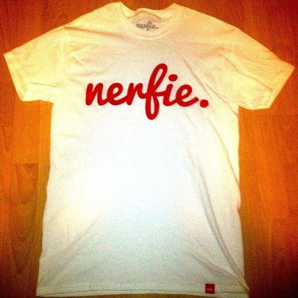 Image of nerfie. // the original