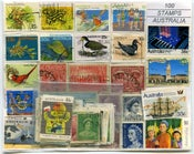 Image of 50 Assorted Collectors Stamps