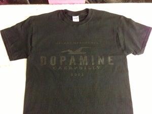 Image of Dopamine Black Tshirt