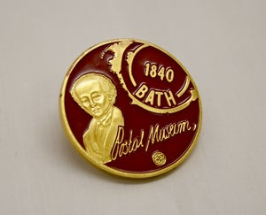 Image of Bath Postal Museum fridge magnet